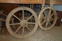 Holzräder