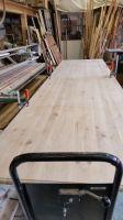 Tischplattenanpassung