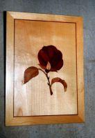 Intarsienblume